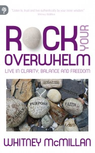 Rock Your Overwhelm Book COver