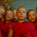 Samsara monks image